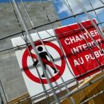 Chantier-interdit